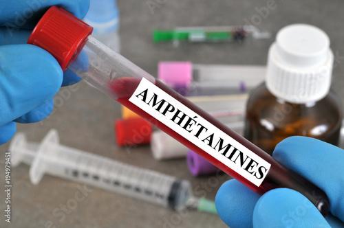 Amphétamines Fototapete