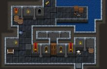 Dungeon Game Tileset
