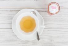 Afternoon Tea Set With Dessert...