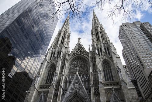 Fotografie, Obraz  Saint Patrick's Cathedral