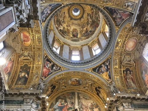 chiesa Wallpaper Mural