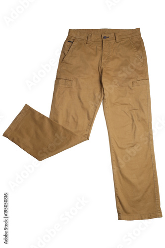 Fotografie, Obraz  Men's trousers