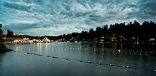 Sunset Reflection At Meydenbau...