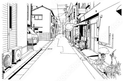 ilustracja-rysunek-styl-piora-cartoon-japonski-styl-kryty