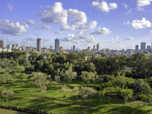 Tel Aviv  Cityscape  HaYarkon Park
