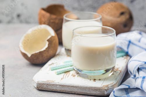 Coconut vegan milk