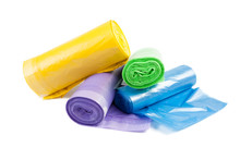 Roll Of Plastic Garbage Bags I...