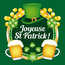 Joyeuse Saint Patrick !! Carte...
