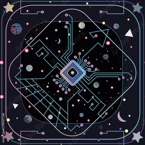 Láminas  Lost in Space