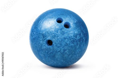 Tuinposter Bol Bowling ball