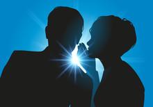 Secret - Confidence - Confidentiel - Rumeur - Couple - Ami - Cancan - Information - Info - Commérage