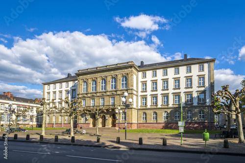 Fotografia  Gießen, Justus-Liebig-Universität, Hauptgebäude