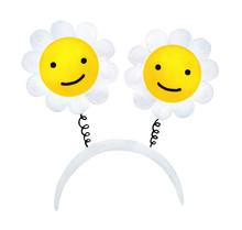 Headband With Happy Smiling Su...