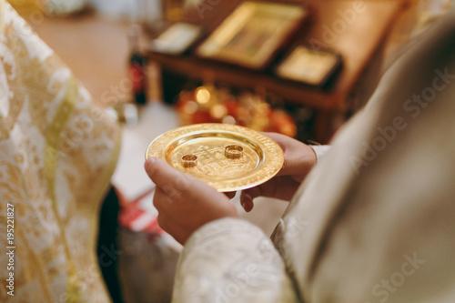 Fotografía  Wedding in the Orthodox Church
