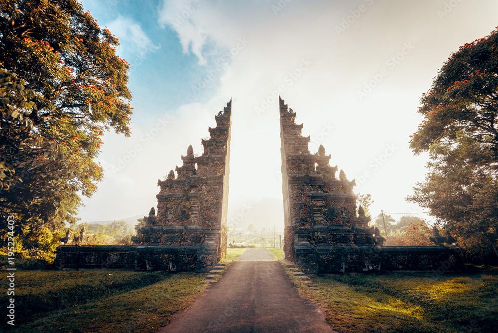 Fototapety, obrazy: Hindu gate in Bali