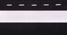 Black And White Sewing Elastic...