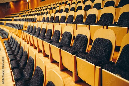 Foto op Aluminium Theater 会場 座席