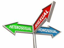 Heterosexual Homosexual Bisexu...