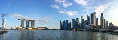 Keuken foto achterwand San Francisco Cityscape of Singapore