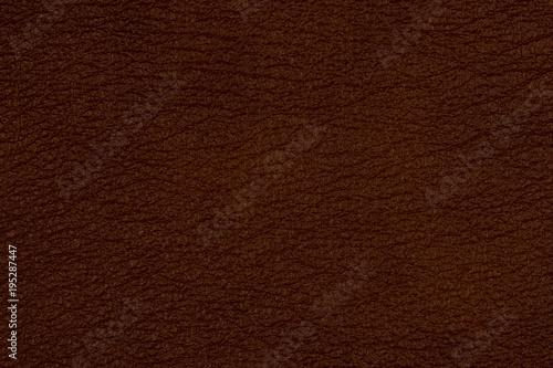 Keuken foto achterwand Leder Brown leather texture background