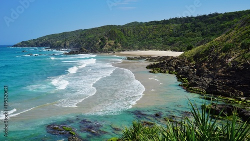 Tableau sur Toile Strand | Küste von Byron Bay, Australien