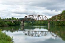 Railroad Bridge Over Tennessee River