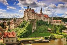 Ancient Castles . Sigmaringen....