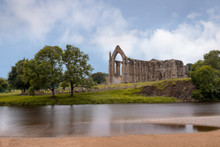 Bolton Abbey In Yorkshire Dales