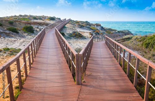Valokuva  Zwei Wege zum Strand