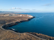 beautiful air views in Canarian islands