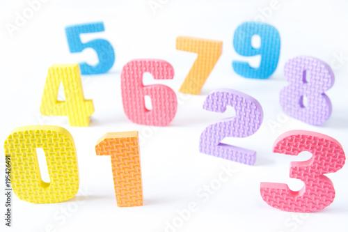 Fotografía  数字 算数 数学