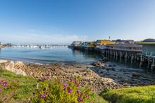 Monterey Bay's Fisherman's Wharf