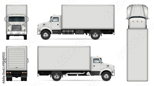 koop vrachtwagen posters van. Black Bedroom Furniture Sets. Home Design Ideas