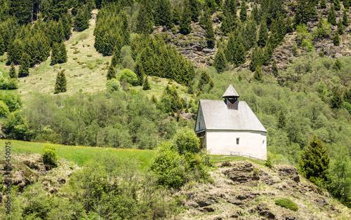 Fotografie, Obraz  South Tyrol, Ridnaun Valley