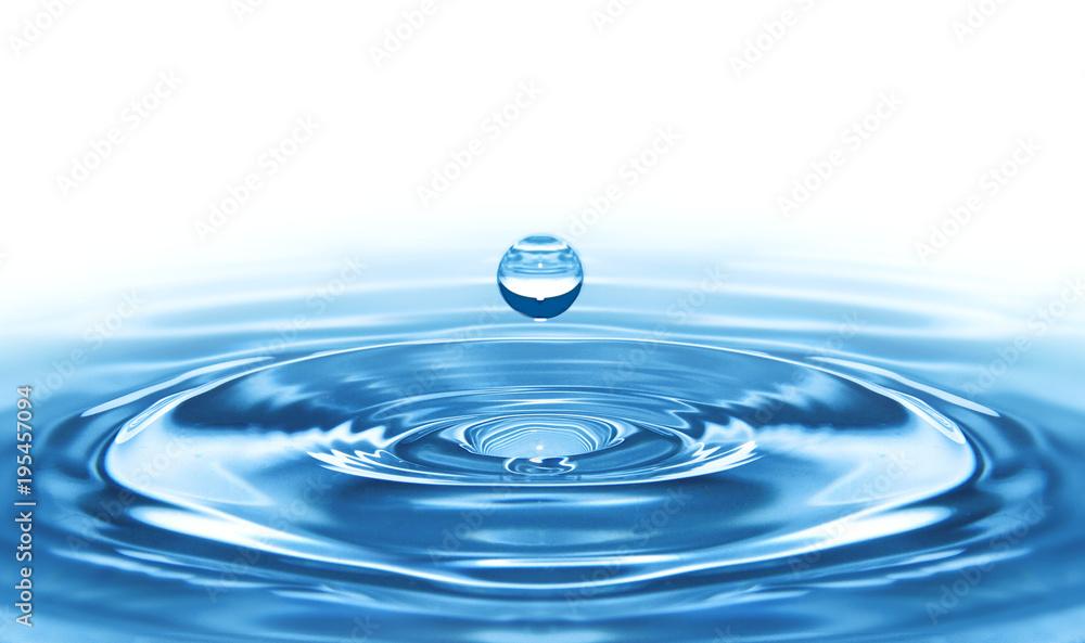 Fototapety, obrazy: WATER DROP