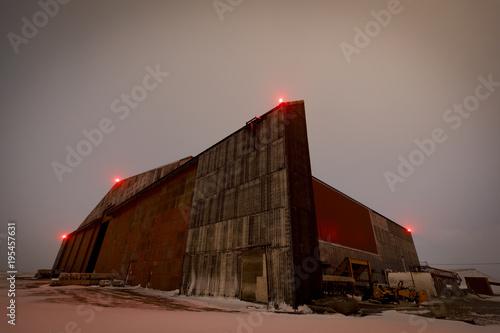 Valokuva  Hangar
