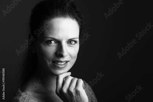 Fototapety, obrazy: Caucasian woman
