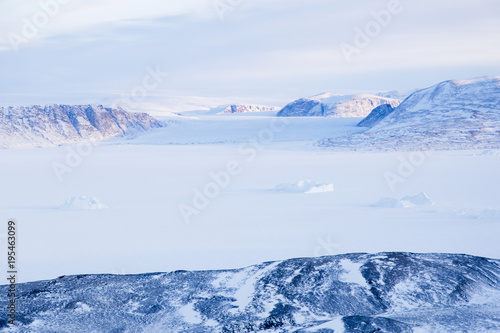 Fotografie, Obraz  Arctic Mountains