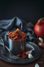 Sweet Potatoes In A Mug
