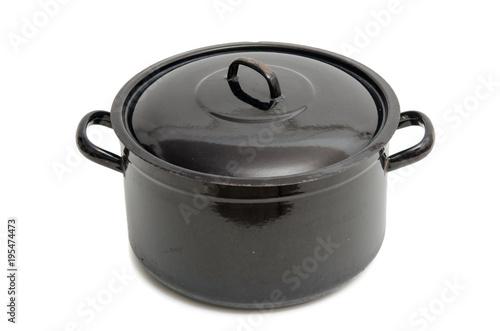 Alter Suppentopf