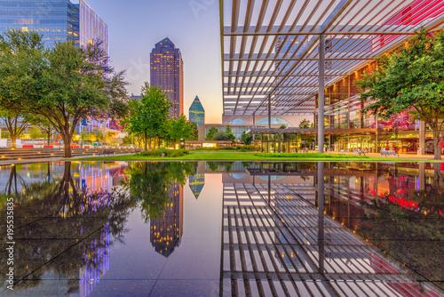 Aluminium Prints Texas Dallas, Texas, USA