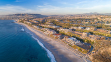 Aerial View Of Southern Califo...