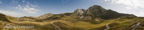 Fototapeten Natur Mountain landscape at Durmitor national park