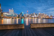 Blue Hour at Darling Harbour