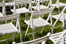 Chairs Wedding Venue