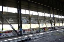 Empty Hall Warehouse
