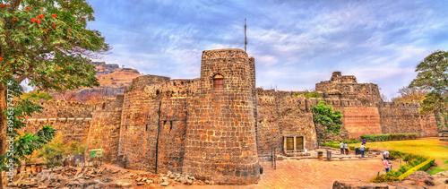 Valokuvatapetti Devagiri Fort in Daulatabad - Maharashtra, India