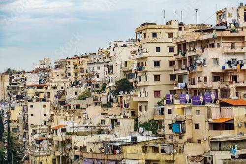 city of Tripoli Lebanon 5 february 2018