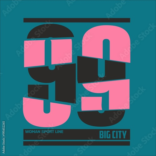 Photographie  T-shirt print design