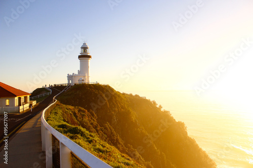 Byron Bay Lighthouse 2 Fototapete